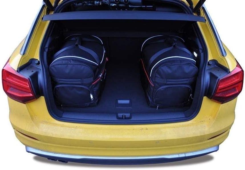 Kjust Dedizierte Kofferraumtaschen 4 Stk Set Kompatibel Mit Audi Q2 I 2016 Auto