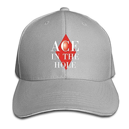 Ace In The Hole Kirk Douglas Trucker Caps Sports Sandwich Cap Cap -