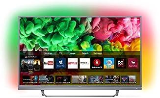 tv-led-1397-cm-55-philips-55pus6803-uhd-4k-smart-tv: Amazon.es: Electrónica