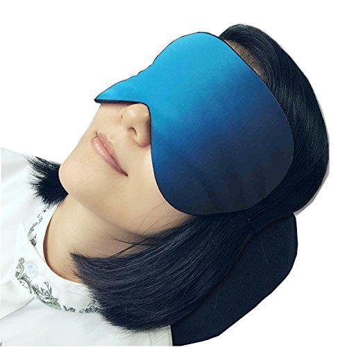 Jasmine Silk Eye Mask - 2