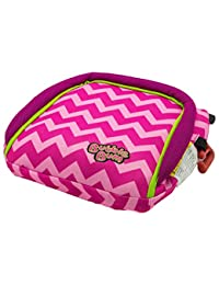Cool & Funky Design Infant Booster Seat in Pink/Chevron BOBEBE Online Baby Store From New York to Miami and Los Angeles