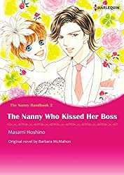THE NANNY WHO KISSED HER BOSS (Harlequin comics)