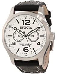 Invicta Mens 12171 Specialty Military White Dial Watch