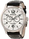 invicta white dial men - Invicta Men's 12171 Specialty Military White Dial Watch