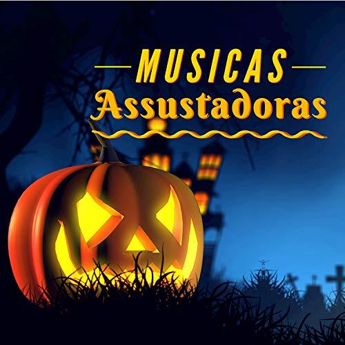 Musicas Assustadoras - Canções Infantil Halloween, Sons de Lobo Uivando, Bruxa Rindo -