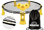Blinngoball 3 Balls Spike Games Set with Carrying Bag and Strip Light (ONLY for Pro Kit)- Spike Ball Playing R