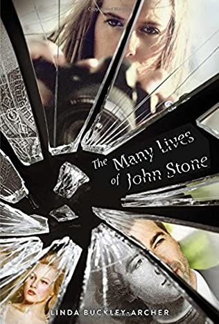 book cover of The Many Lives of John Stone