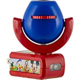 Disney Projectables Mickey Mouse Clubhouse LED Plug-In Night Light, 11739, Image Projects Onto Wall or Ceiling