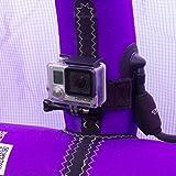 Kite Surfing Strut Mount for ALL GoPro Action Cameras Hero HD - Hero2 - Hero3 - Hero4 - Hero5 - Hero 6- Perfect for Kiteboarding