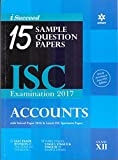 i-Succeed 15 Question Sample Papers ISC Examination 2017 Accounts