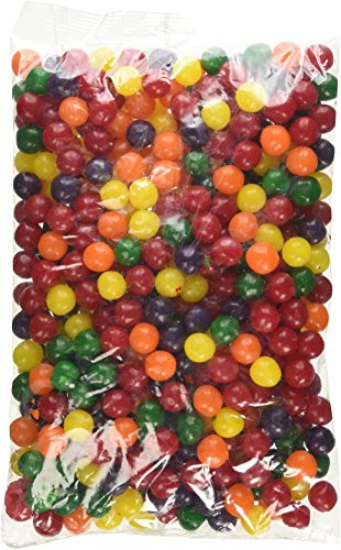 Soft Sour Balls - Assorted-5 lbs - Sours Fruit Candy Balls
