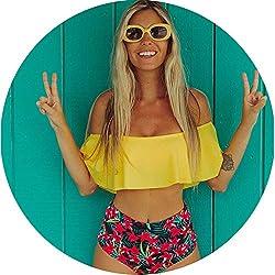 For What Reason 2019 Sexy Bandeau Bikinis Women Swimsuit Push Up Swimwear Brazilian Beach Bathing Suit Biquini 15 L