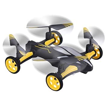 RC Drone Quadcopter, Air-Ground Flying Coche 2.4GHz Control Remoto ...