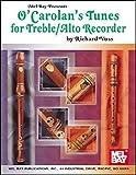 O'Carolan's Tunes for Treble/Alto Recorder, Richard Voss, 0786657294