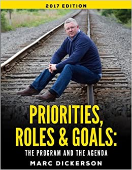 Priorities, Roles and Goals. The Program and The Agenda 2017 ...