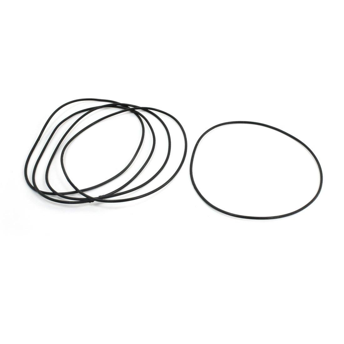 110/mm OD 2/mm d/épaisseur en caoutchouc flexible joint dhuile Anneaux Filtre O 5/Lot de