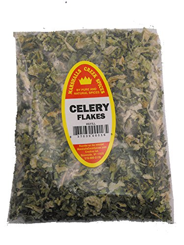 Marshalls Creek Spices (3 pack) CELERY FLAKES REFILL by Marshall's Creek Spices