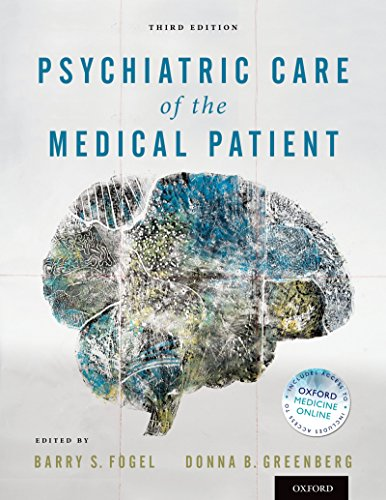 Psychiatric Care of the Medical Patient Pdf