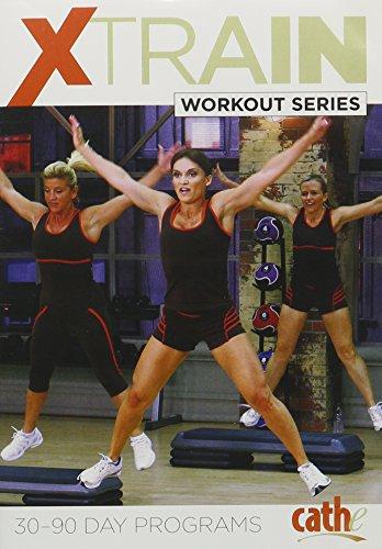 Cathe Friedrich's XTrain Series: 9 DVD Bundle set