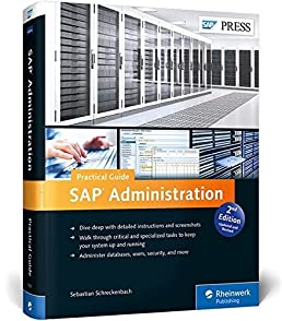sap administration practical guide step by step instructions for rh amazon co uk sap administration practical guide pdf free download sap administration practical guide pdf download