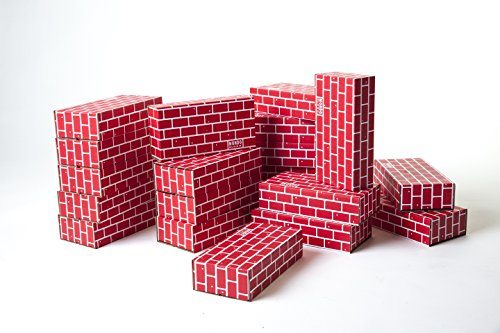 cardboard building blocks - 7