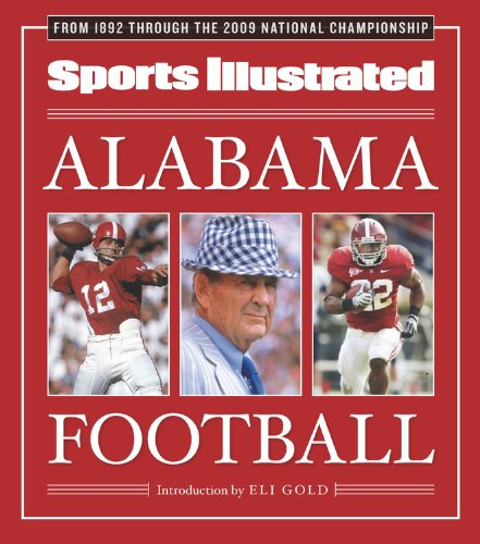 Sports Illustrated Alabama Football ebook