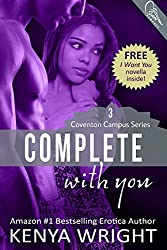 Complete With You (Coventon Campus Book 3)