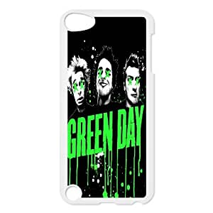 High Quality Phone Back Case Pattern Design 16Popular Music Band Green Day Design- FOR Ipod Touch 5