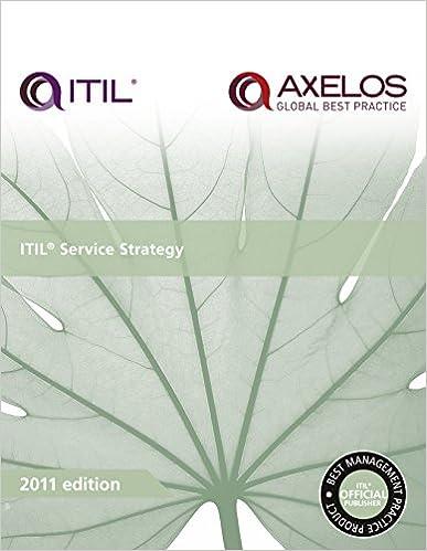 Itil V3 Service Operation Ebook