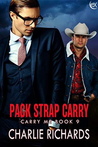 - Pack Strap Carry (Carry Me Book 9)