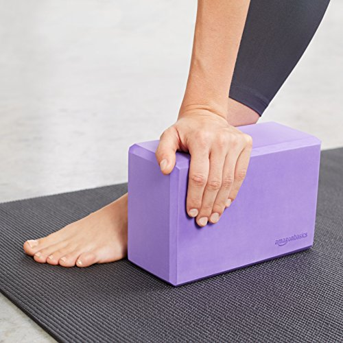 AmazonBasics Yoga Blocks, Set of 2