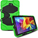 Samsung Galaxy Tab A 10.1 Case with Screen Protector - Betty [Anti-Scratch] Heavy Duty Hybrid Resistant Shockproof Defender Protective Back Cover with Kickstand for Galaxy Tab A 10.1 Inch SM-T580 T585