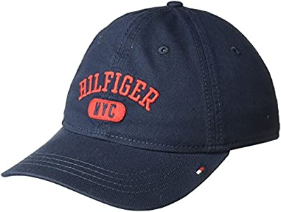 Tommy Hilfiger Men's Dad Hat George Cap by Tommy Hilfiger