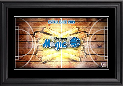 Orlando Magic Framed 10