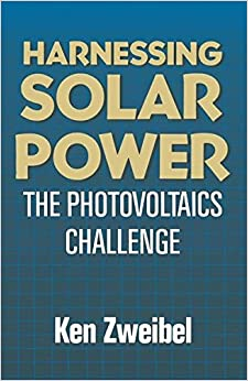Book Harnessing Solar Power: The Photovoltaics Challenge