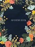 #10: Address Book - Modern Floral Large