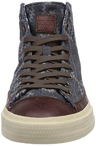 BOSS Orange Herren Sneaker Trebikat Mehrfarbig (Open Miscellaneous 960)