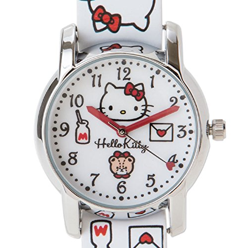 Sanrio Hello Kitty Children's Watches change belt From Japan New