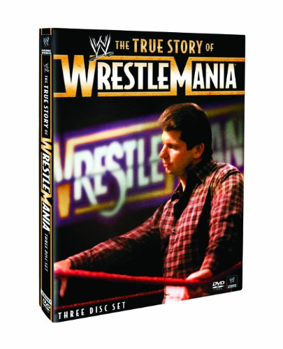 WWE: The True Story of WrestleMania (The Rock Vs Brock Lesnar Vs John Cena)