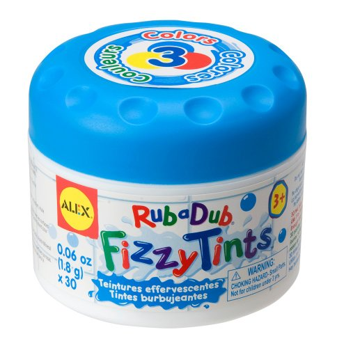 ALEX Toys Rub a Dub Fizzy Tints