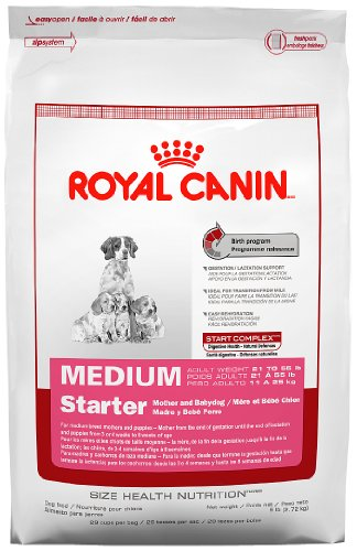 Royal Canin Starter Mother And Baby Dog Dry Dog Food, 30-Pound