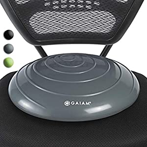 Well-Being-Matters 51g5uc6TobL._SS300_ Gaiam Balance Disc Wobble Cushion Stability Core Trainer for Home or Office Desk Chair & Kids Alternative Classroom…