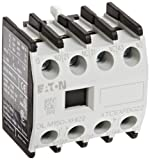 Eaton XTCEXFBG22 Auxiliary Contacts For Contactors, 2NO + 2NC Contacts, For Use With Contactor Range 32-150A