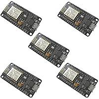 WinnerEco 5pcs NodeMcu Lua ESP8266 ESP-12E CH340G WIFI Network Development Board Module