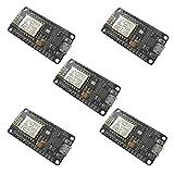 UEB 5x NodeMcu Lua ESP8266 ESP-12E CH340G WIFI Network Development Board Module