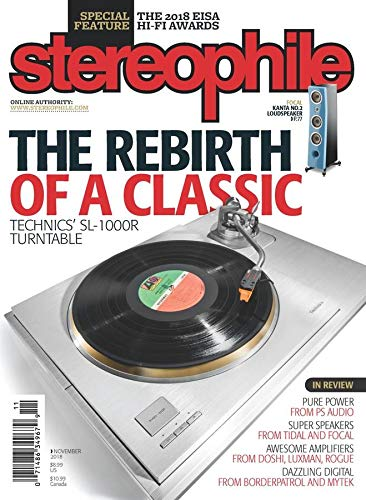Magazines : Stereophile - 1 Year Auto Renewal