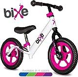 Bixe Extreme Light (4 lb) Pink Balance Bike For Kids and Toddlers 18