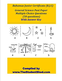 Amazon com: Bahamas BJC General Science Exam Questions with Answer