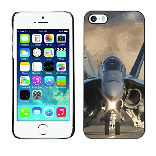Premio Sottile Slim Cassa Custodia Case Cover Shell // F00015220 flighter // Apple iPhone 5 5S 5G