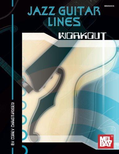 - Jazz Guitar Lines Workout